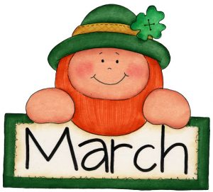 March Leprechaun